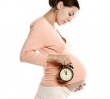 孕媽媽需提防胎盤老化