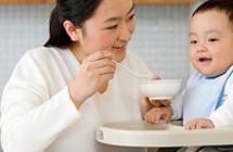10種食物幫媽媽喂養抗病寶寶
