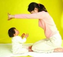 產后練瑜伽能讓腰腹快速瘦掉