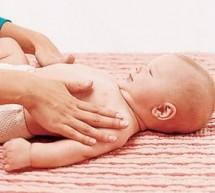 常揉肚子寶寶少生病