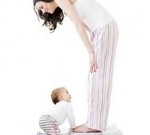 產后瘦身應講究方式