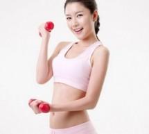 分時段產后運動減肥 快速成就辣媽