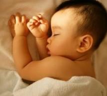 嬰兒期寶寶的心理訓練