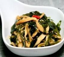 黃花菜伴海帶