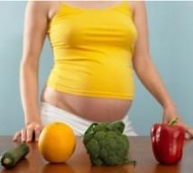 準媽媽多吃7種食物可遠離妊娠紋