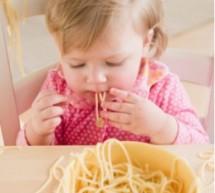 孩子就餐前 先調整好情緒