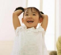怎樣培養孩子活潑開朗的性格