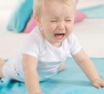 寶寶為什么一見生人就哭
