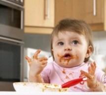11個適合寶寶的健康吃飯方式