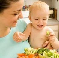 寶寶夏季飲食攻略