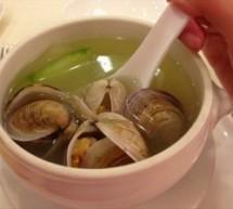 孕婦吃冬瓜蛤蜊湯可以去水腫!