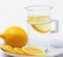 檸檬水好處多多 孕婦和寶寶都能喝