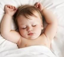 睡午覺可以提高寶寶的記憶力