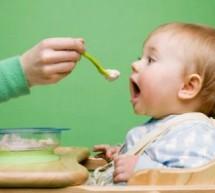 餵養不當  影響寶寶睡眠