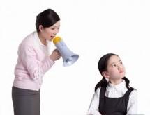 好媽媽傳授批評孩子的技巧