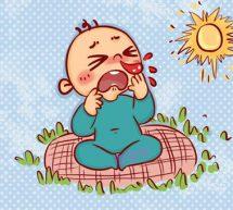 寶寶枕頭全是血嚇壞媽媽!專家:都是鼻炎惹的禍