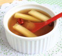 孕前補鐵,一道甜湯預防缺鐵性貧血