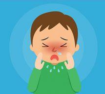 被忽視的過敏性鼻炎,最終報復的不僅是寶寶的耳朵