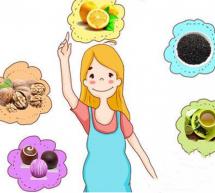 孕婦懷孕期儘量多吃的7大食物